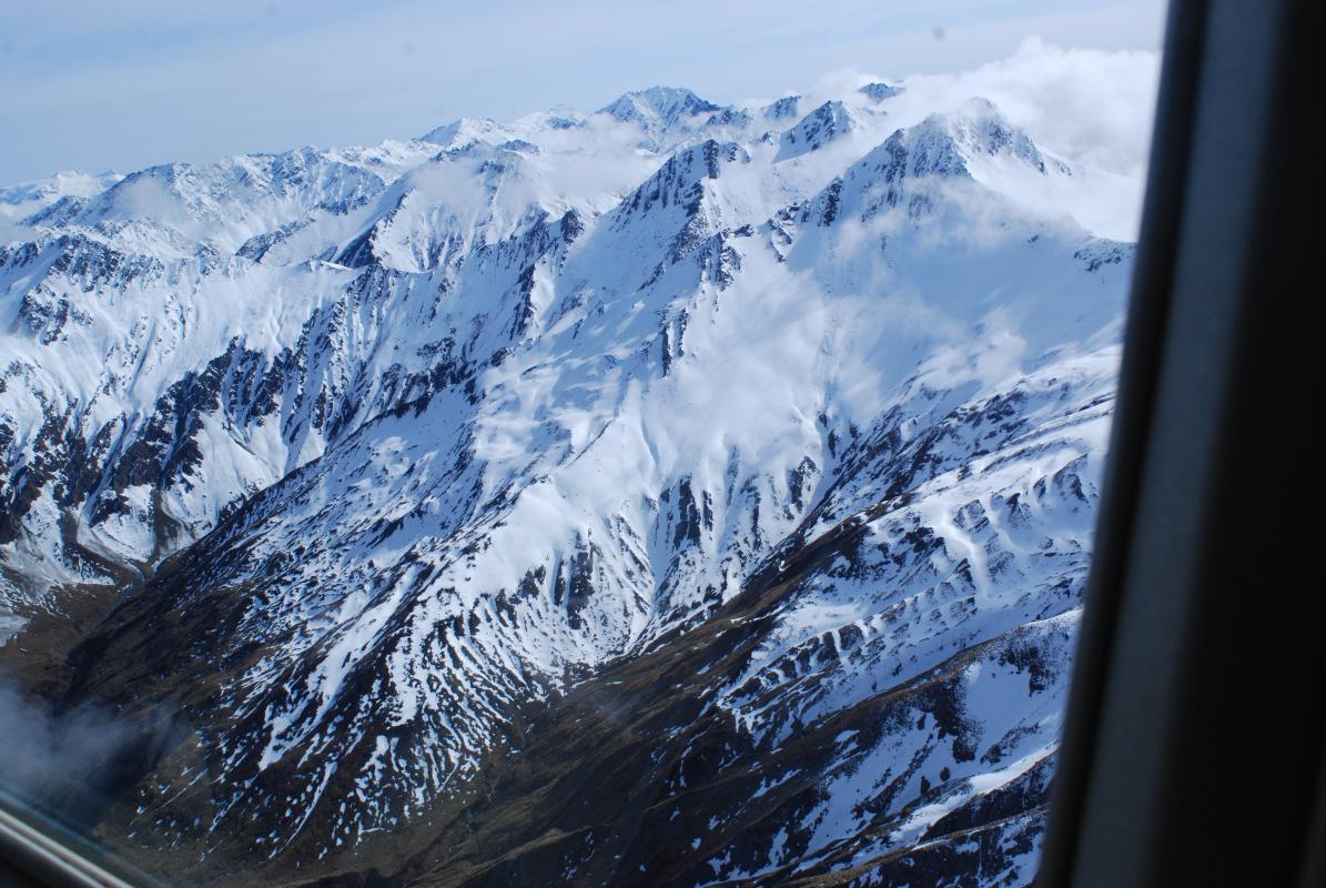 Milford Sound Mountains